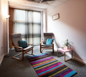 Photo of Therapy Room